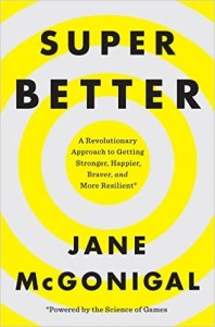 SuperBetter book